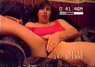drunk girlfriend with no panties on opens her