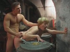 large granny fuck anal opening