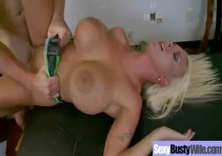 hot breasty milf receive hard sex clip-80