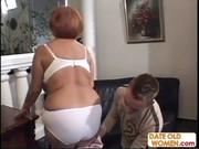 aged milf fucked hard by guy